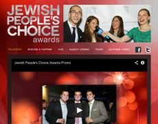 Jewish Peoples Choice Awards – Chabad UES