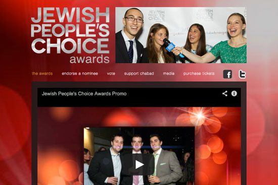 Jewish Peoples Choice Awards